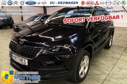 "Skoda Karoq - AZM Style Edt.:SOFORT/ NAVIGATIONSFUNKTION  WinterPak  Kessy PDC v/h  2Z Klimaauto   SUNSET  17"" Alu  Tempomat"