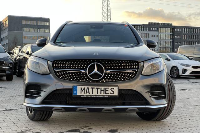 Gebrauchtfahrzeug Mercedes-Benz GLC - 43 AMG 4Matic Pano Burmester