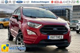 Ford EcoSport (AKTION!)      ST-Line  Navi PDC Tempomat