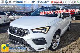 "SEAT Ateca [MJ2021]      FR :MJ21  SOFORT  Panorama  NAVI  Asst.Paket  WinterPak  18""  Ka"