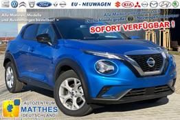 Nissan Juke - N-Connecta :SOFORT/ nur diese Woche / begrenzte Stückzahl