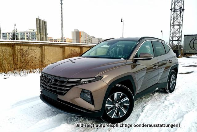 Vorlauffahrzeug Hyundai Tucson - Select :MJ21  LED  NAVIGATIONSFUNKTION   Kamera  Klimaauto
