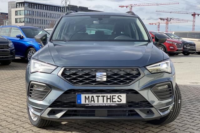 "Gebrauchtfahrzeug Seat Ateca - FR :MJ21  Panorama  NAVI  Asst.Paket  WinterPak  18""  Kamera"
