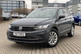 Volkswagen Tiguan Facelift 2021 (Aktion!) - Neues Modell 21 AZM Elegance Edt.:SOFORT / DSG NAVI Kamera NAVI  ParkAsst.  E-Heck  Winterpak  Kamera  LED