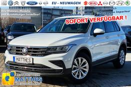 Volkswagen Tiguan Facelift 2021 (Aktion!)      Neues Modell 21 Life :SOFORT / DSG NAVI Kamera E-Hecklappe SHZ Parkassistent ACC Easy Open