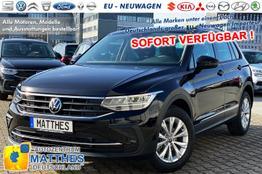 Volkswagen Tiguan Facelift 2021 (Aktion!)      Neues Modell 21 Life :SOFORT / DSG NAVI Kamera E-Hecklappe SHZ Parkassistent ACC Easy Open