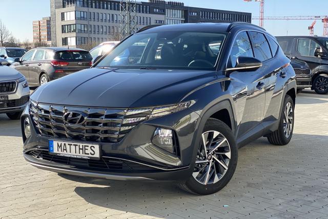 Vorlauffahrzeug Hyundai Tucson - Select Premium :MJ21  SOFORT  LED  NAVI-FUNKTION   Totwinkel