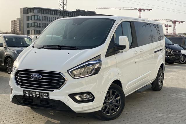 Lagerfahrzeug Ford Tourneo Custom - Titanium L2H1: SOFORT/ nur diese Woche / begrenzte Stückzahl!