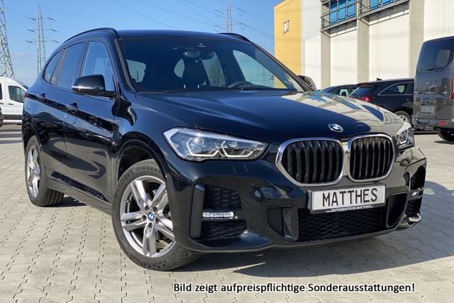"Gebrauchtfahrzeug BMW X1 - M-Sport: Panorama  NAVI  LEDER Sportsitze  LED  El-Heck  Winterpaket  Parkhilfe  18"" Alu"