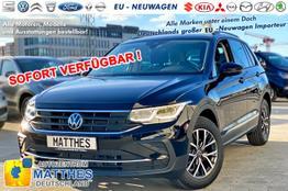 Volkswagen Tiguan Facelift 2021      Life :MJ21 SOFORT/ nur diese Woche / begrenzte Stü