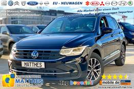 "Volkswagen Tiguan Facelift 2021 (Aktion!) - R-Line :MJ21  Handy-NAVIGATION   19""  LED Matrix"