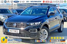 Volkswagen T-Roc - Style :Klimaaut.  Parkhilfe  Radio  LaneAsst.