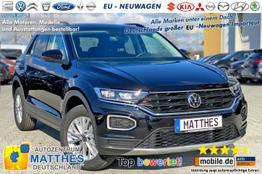 """Volkswagen T-Roc      Style :Parkhilfe  Klima  Radio  LaneAsst.  16"""""""