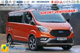 Ford Tourneo Custom Bus      Active L2H1: NAVIGATIONSFUNKTION   WinterPak  Pdc v/h  L&S-Pak