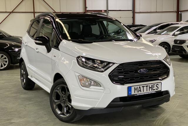 Lagerfahrzeug Ford EcoSport - ST-Line :SOFORT  NAVI    Teilleder  WinterPak  AsstPak