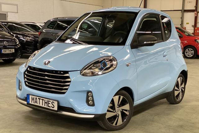 Lagerfahrzeug Zhidou D2S - 27 KWh :SOFORT  Voll-E  NAVI  Vollleder  KAM  SitzPak  Klima