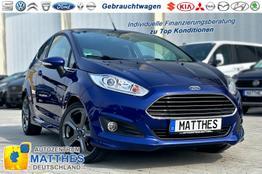 Ford Fiesta GW      Titanium Navi Sitzheizung
