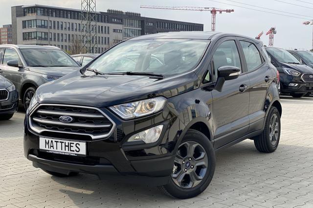 Lagerfahrzeug Ford EcoSport - Connected :SOFORT/ nur diese Woche / begrenzte Stückzahl