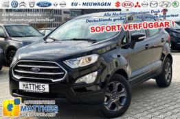 Ford EcoSport (AKTION!) - Connected :SOFORT/ nur diese Woche / begrenzte Stückzahl