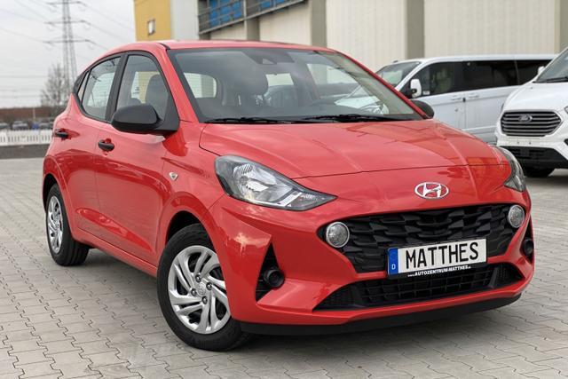 Vorlauffahrzeug Hyundai i10 - AZM Select Edt.:SOFORT/ nur diese Woche / begrenzte Stückzahl
