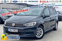Volkswagen Touran      AZM Highline Edt.:SOFORT / NAVIGATIONSFUNKTION   7Sitzer  WinterPak  LED  Klimaauto  ACC  PrivacyGlas
