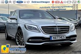 Mercedes-Benz S-Klasse GW - 4Matic 9G-Tronic Burmester Navi Kamera