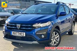 Dacia Sandero Stepway [MJ21] Aktion! - Comfort :MJ21  SOFORT  NAVIGATIONSFUNKTION   Klima  NSW