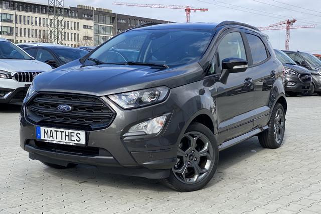 Lagerfahrzeug Ford EcoSport - ST-Line :SOFORT/ nur diese Woche / begrenzte Stückzahl