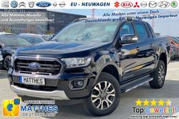 "Ford Ranger (Aktion!) - WildTrak :NAVI  Xenon  PDC v/h  KlimaAut  18""Alu  KAM  BT"