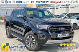 "Ford Ranger (Aktion!)      WildTrak :AHK  NAVI  Xenon  PDC v/h  KlimaAut  18""Alu  KAM  BT"