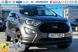 Ford EcoSport (AKTION!) - ST-Line :SOFORT/ nur diese Woche / begrenzte Stückzahl