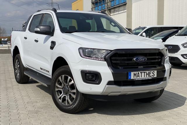 Lagerfahrzeug Ford Ranger - WildTrak :SOFORT/ nur diese Woche / begrenzte Stückzahl