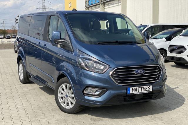 Lagerfahrzeug Ford Tourneo Custom - Titanium L2H1 :SOFORT/ nur diese Woche / begrenzte Stückzahl!