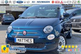 Fiat 500 [Hybrid] (Aktion!)      DolceVita :Hybrid  2021  NAVIGATIONSFUNKTION   Panorama