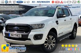 "Ford Ranger (Aktion!)      WildTrak :SOFORT  AHK  NAVI  Xenon  PDC v/h  KlimaAut  18""Alu  K"