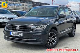 Volkswagen Tiguan Facelift 2021 (Aktion!)      AZM Life Edt.:MJ21  SOFORT/ nur diese Woche!  Navigation Funktion  WinterPak  PDC v/h  3Z Klimaauto  ACC
