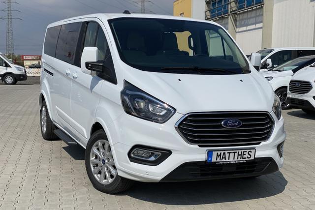 Lagerfahrzeug Ford Tourneo Custom - Titanium L2H1: SOFORT/ nur diese Woche / begrenzte Stückzahl