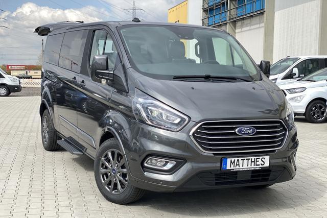 Lagerfahrzeug Ford Tourneo Custom - Titanium L2H1: SOFORT/ nur diese Woche / begrenzte Stückzah