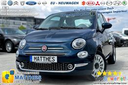 Fiat 500 [Hybrid] (Aktion!) - DolceVita :Hybrid  NAVIGATIONSFUNKTION   Panorama