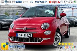 Fiat 500 [Hybrid] (Aktion!) - DolceVita :Hybrid  NAVIGATIONSFUNKTION   Panorama  KlimaAT