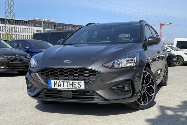 "Lagerfahrzeug Ford Focus Turnier - ST-Line X :SOFORT  LED  18""  WinterPak  NAVI  E-Heck  Kamera"