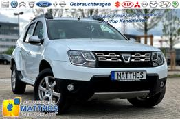 Dacia Duster - Navi Leder PDC Tempomat Klima