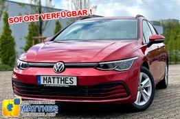 Volkswagen Golf 8 Variant (MY2021)      Life :MY2021  SOFORT  e-TSI  DSG  LED  WinterPak  Handy-NAV  Kam