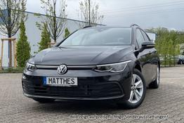 Volkswagen Golf 8 Variant (MY2021)      Life :MY2021  SOFORT  Handy-NAVIGATION   LED  PDC v/h  Adap.Temp
