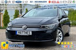 Volkswagen Golf 8 Variant (MY2021)      Life :MY2021  Handy-NAVIGATION   LED  PDC v/h  Adap.Tempomat