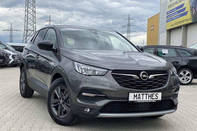 Lagerfahrzeug Opel Grandland X - Design Line :SOFORT  LED  Navi-Funktion   WinterPak  Klimaauto Mit neuem EURO6d-TEMP Motor!!!