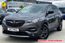 Opel Grandland X      Design Line :SOFORT  LED  Navi-Funktion   WinterPak  Klimaauto Mit neuem EURO6d-TEMP Motor!!!