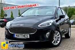 Ford Fiesta 5D - Titanium : SOFORT  NAVIGATIONSFUNKTION   Klima