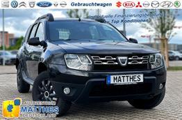 Dacia Duster - Navi PDC Tempomat AHK
