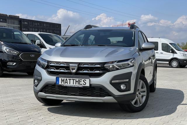 Gebrauchtfahrzeug Dacia Sandero - Stepway Neues Model!  Klima LED Tempomat